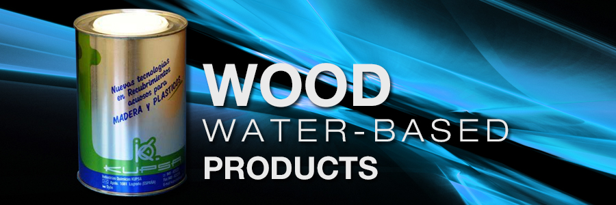 WATER-BASED PRODUCTS