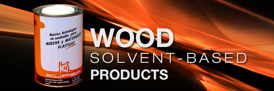 SOLVENT-BASED PRODUCTS
